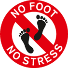 No Foot No Stress